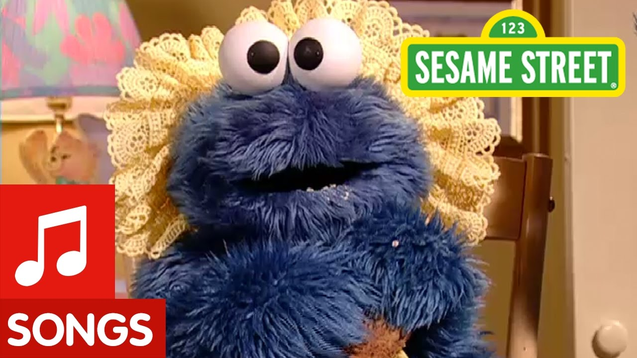 Sesame Street The First Time Me Eat Cookie Youtube