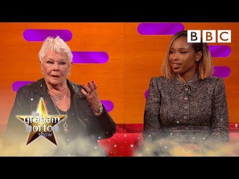Cats movie gossip from Jennifer Hudson and Judi Dench | The Graham Norton Show - BBC