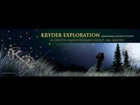 NM Bigfoot & Secret History - Robert Kryder of Kryder Explor