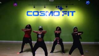 Ministry of Road by Machel Montano (M.O.R.) - Nic Perkins Dance Fitness Choreography