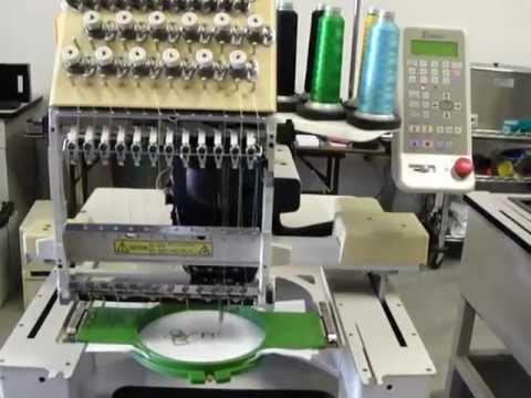 toyota ad860 embroidery machine