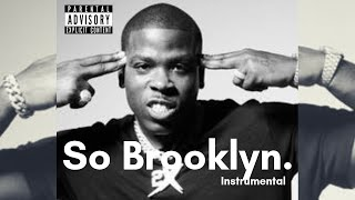 Casanova - So Brooklyn (Official Instrumental) | So Brooklyn Challenge | Prod. Trilogy Muzik & Supa
