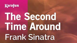 Karaoke The Second Time Around - Frank Sinatra *