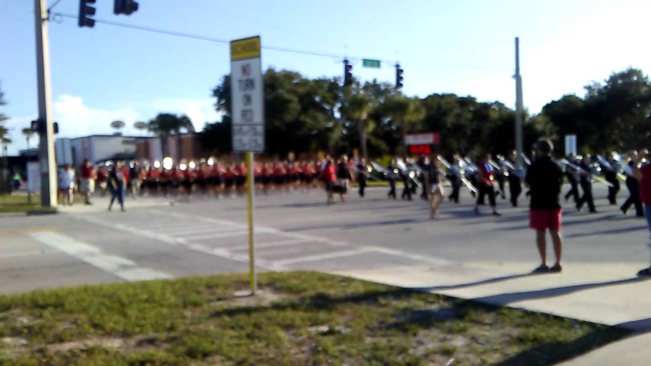 2016 2017 Vero Beach High School Band