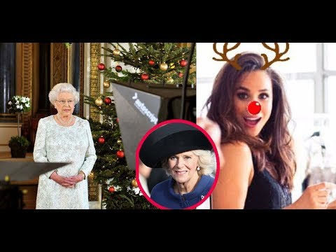 Meghan Markle transforming the Royal Family and have Christmas lunch with the QUEEN