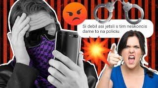 ODHALOVÁNÍ FEJKŮ ● Máma na mě volá policiu!