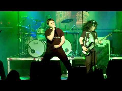 Eu Power Metal Festival-Barba Negra /Babylon (Edguy) 2014.05.31.