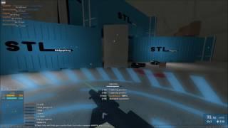 Roblox ? Fuerzas Fantasmas Dominación de las llamaradas mp5 ( MP5 Flare Domination )