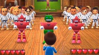 Wii Party U - Dojo Domination Standard #4