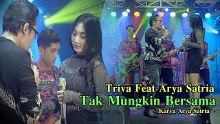 Triva Soraya feat. Arya Satria - Tak Mungkin Bersama (Thonata) [OFFICIAL]