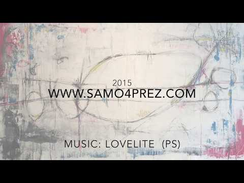 Contemporary Artist Samo4prez Abstract Painting