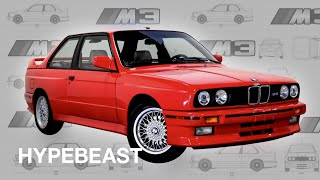 The BMW M3 E30 is A Dream Car | Behind the HYPE