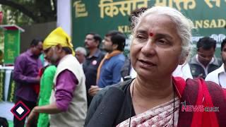 BJP Panchayat Members in Gujarat Opposed to Sardar Sarovar Dam: Medha Patkar at Kisan Sansad