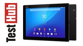 SONY Xperia Z4 Tablet - Test - Review - Recenzja - Prezentacja PL