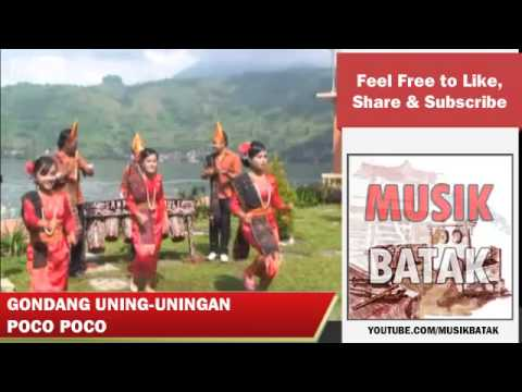 Musik Batak - Gondang Uning Uningan - Poco Poco