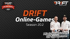 DR!FT - Online-Games/Live-Stream