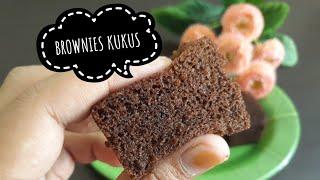 Brownies Kukus Lembut Tanpa Mixer | Cara Mudah Membuat Brownies Kukus | Resep Brownies