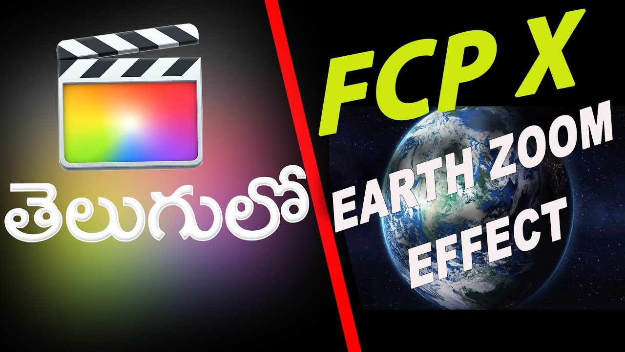 how to zoom in final cut pro