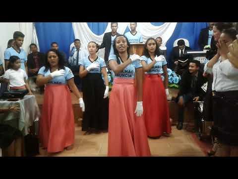 Não Toque Nesse Vaso Pra Deus Não Cobrar ( Coreografia ) Assembléia De Deus Casa De Jacó