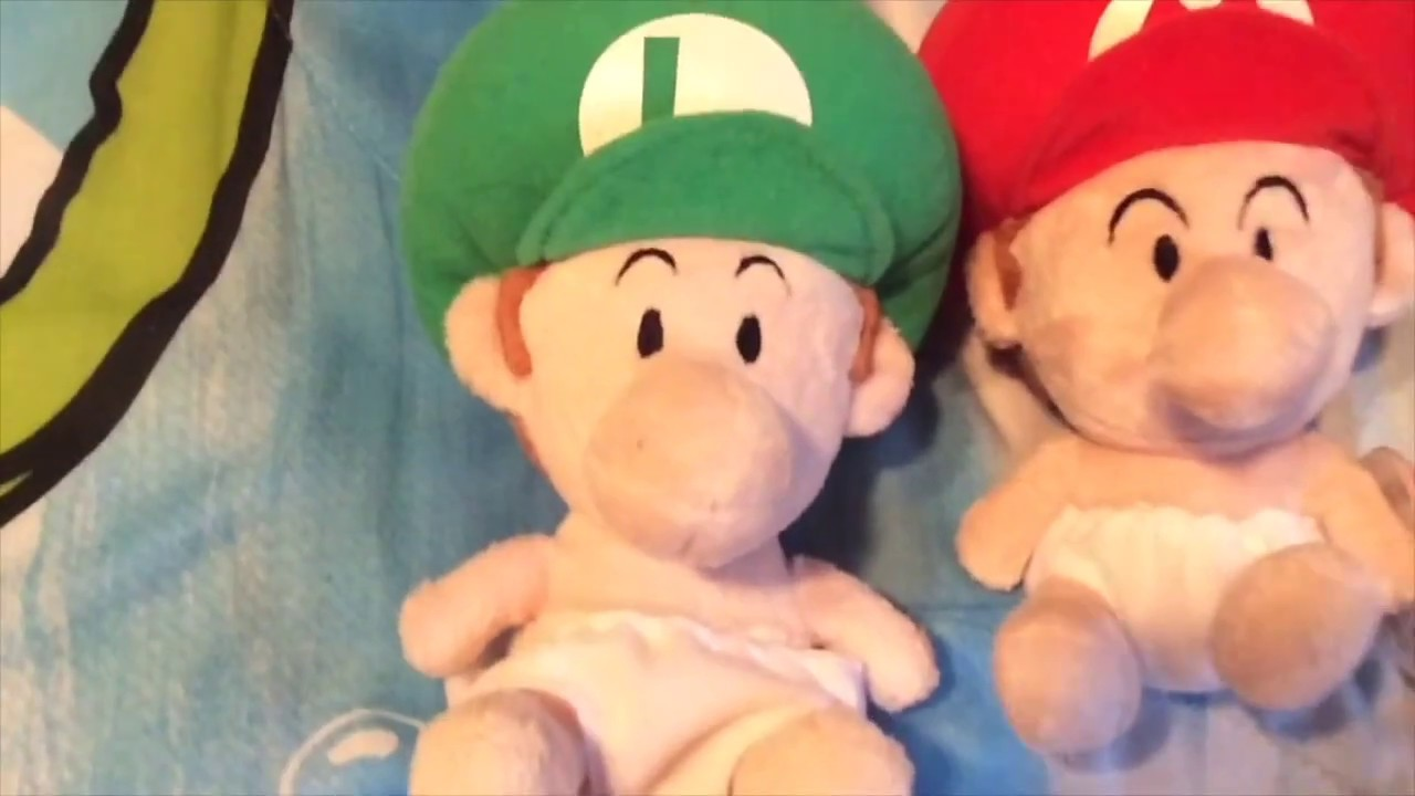 Sk Japan 2006 Baby Luigi With A Diaper Another Baby Luigi Unboxing