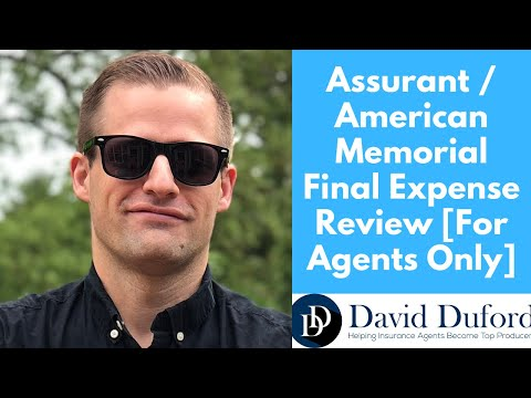 Assurant/American Memorial Final Expense Review For Agents Only