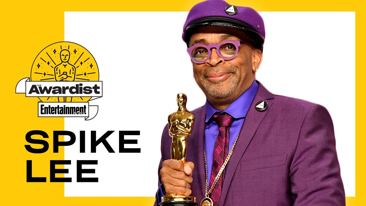 Spike Lee On Black History in 'Da 5 Bloods' and 'David Byrne American Utopia' | The Awardist | EW