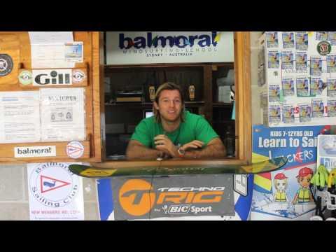 Balmoral Water Sports Windsurfing