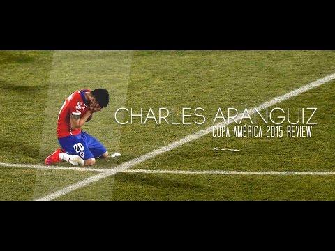 Charles Aránguiz - Copa América 2015 Review.
