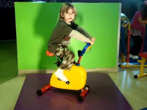 Perfetto Kids, Fitness Equipment