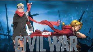 Marvel's Captain Konoha: Civil War - Trailer 2