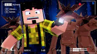 Minecraft: MUNDO INVERTIDO ! - COISAS ESTRANHAS Ep.6 ‹ CORUJ4 ›