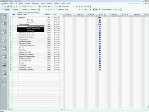 how to make a wbs in microsoft project