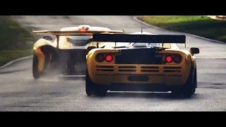 McLaren P1 GTR vs McLaren F1 GTR (Imagenes Oficiales)