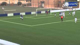 IBA Cup: Djurgårdens İF U-14 0:0 FC Dinamo Tbilisi (Academy) U-14. 17.06.2013