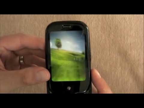 "Palm Pre (Sprint): Hardware Comparison, ""Cards"" Hands-On"