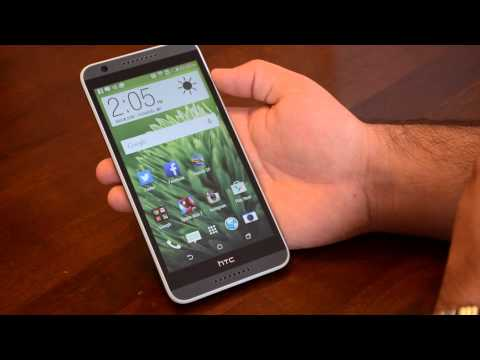 HTC Desire 820, completo review en español
