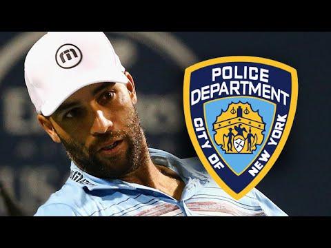 Police Union's Ridiculous Response to the Tennis Star James Blake Takedown