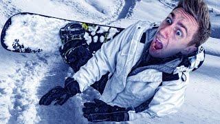 CAN I SNOWBOARD??