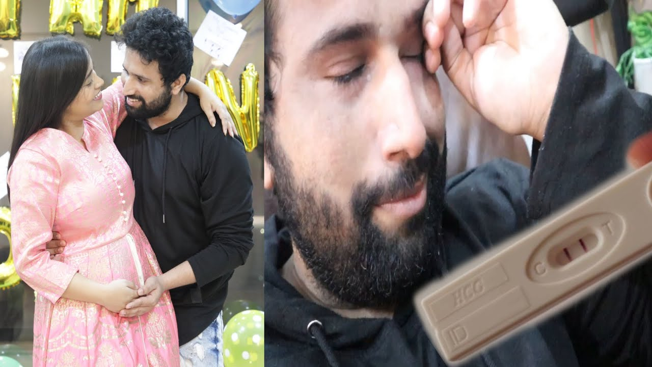 HE CRIED😭SURPRISE PREGNANCY ANNOUNCEMENT TO HUSBAND & HIS1st REACTION🥰EMOTIONAL😭 Mr.andMrs. Prince
