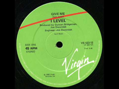 I-Level - Give Me - YouTube