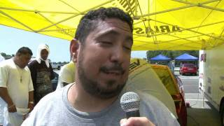 NSCRA TV - Exclusive Interview with Luis Carujo of Paradise Racing Thumbnail