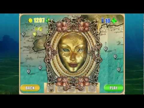 Jewel Mysteries: The Lost Treasures - Free Match-3 Puzzle