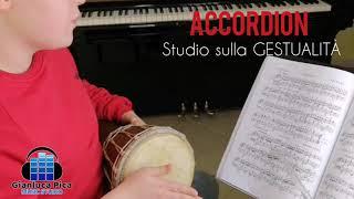STUDIO SULLA GESTUALITÀ – Accordion – Emanuele Viti