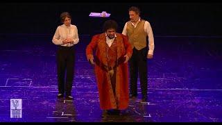 Hugo, Sand et Balzac... à Rome!