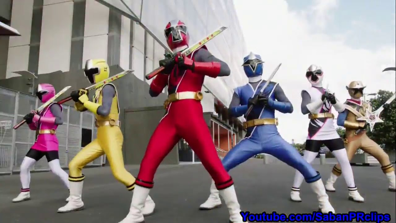 power rangers steel official 2018 opening song