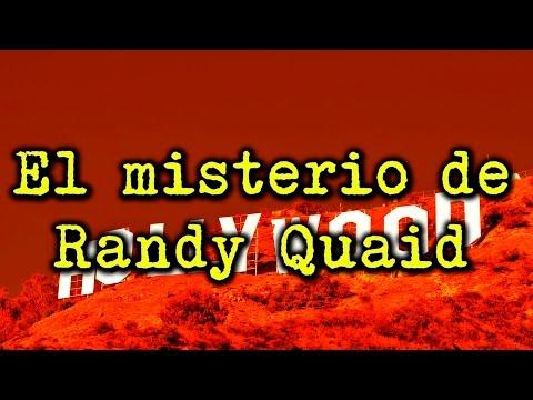 LOS MATA ESTRELLAS  El misterio de Randy Quaid  DrossRotzank