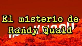 LOS MATA ESTRELLAS - El misterio de Randy Quaid | DrossRotzank