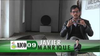 JAVIER MANRIQUE - AICO 9 - POLITIQUERÍA Y CORRUPCIÓN
