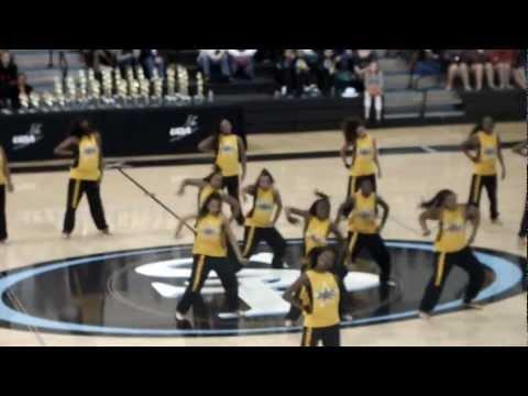 Jaguette competiton dance! UDA