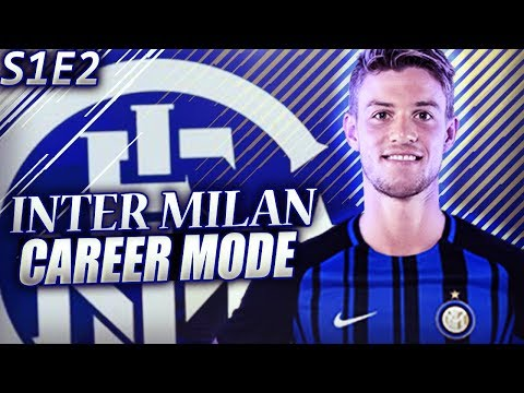 ONE OF ITALY'S GREATEST TALENTS JOINS INTER!! - FIFA 18 Inter Milan Career Mode S1E2